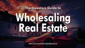 wholesaling real estate