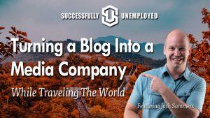how to start a media company