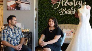 Bridal Shop Boutique Vanessa Trufin Avancy Bridal