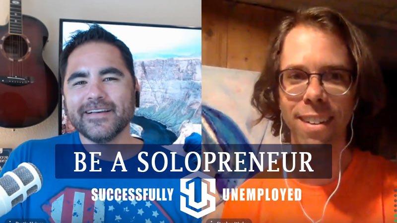 solopreneur with Stephen Warley